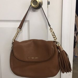 Michael Kors Bedford bag in acorn